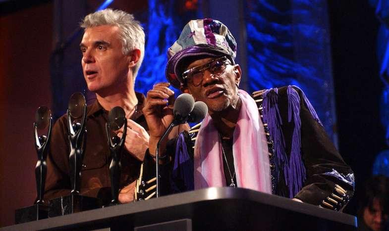 "David Byrne | News | David Byrne's ""How Does the Brain Wave"
