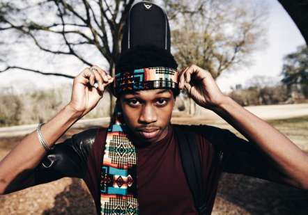 Photo of Raury