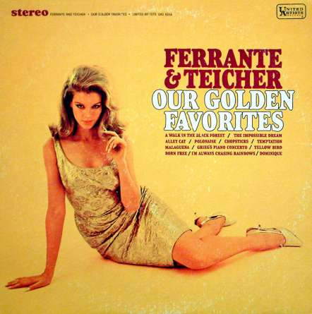 Album cover of Ferrante & Teicher's LP