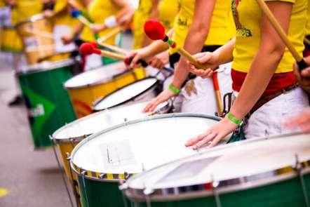 Radio | David Byrne Presents: Samba