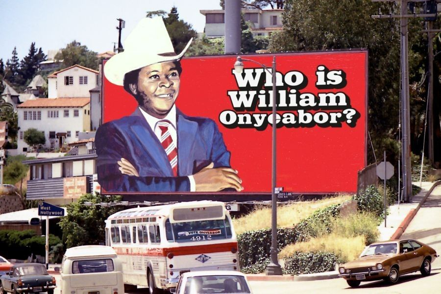 Onyeabor in California!