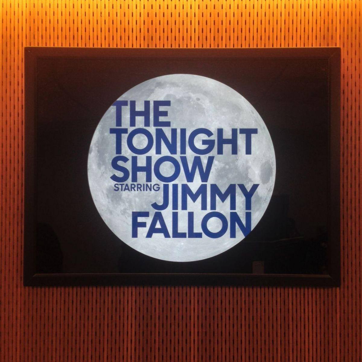 The Tonight Show with Jimmy Fallon.