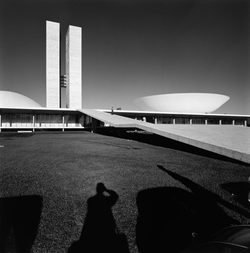 Marcel Gautherot captures the construction of Brasilia.