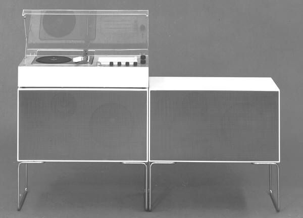 Dieter Rams-designed Braun object.