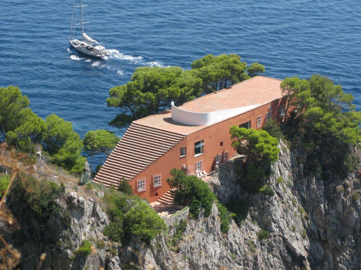 3eb81abb7 Villa Malaparte in Capri