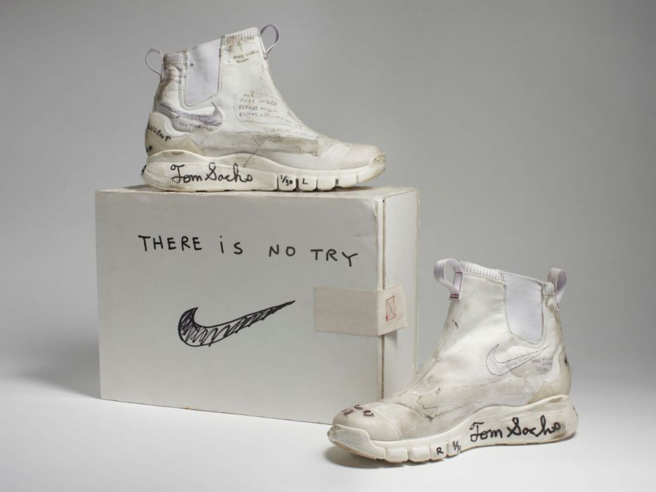 Nike x Tom Sachs, 'NikeCraft Lunar Underboot Aeroply Experimentation Research Boot Prototype.' (2008-2012)