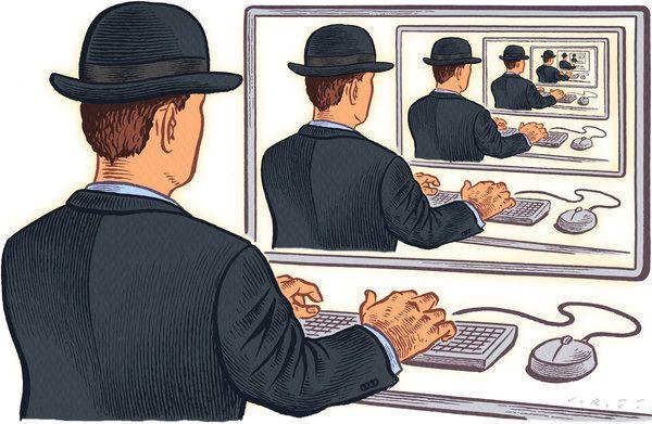 Illustration by Christophe Vorlet.