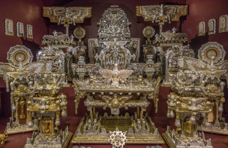 The Throne of the Third Heaven of the Nations' Millennium General Assembly.